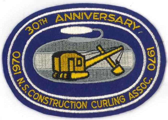 NSCCA 30th Anniversary Crest Small
